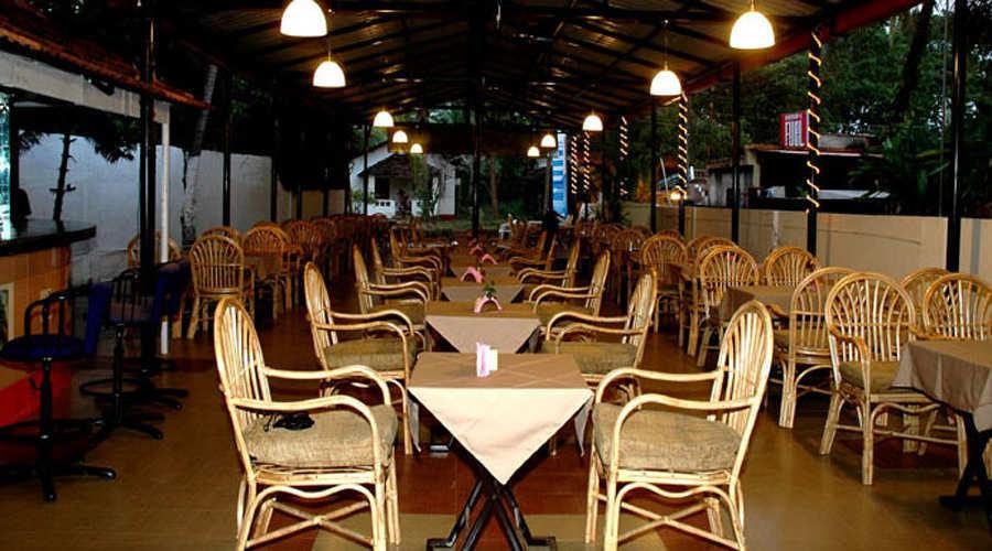 Spa at DON HILL BEACH RESORT Goa - Budget Hotels in Goa