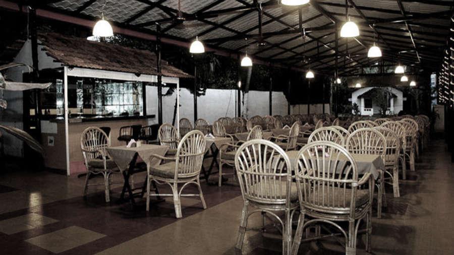 Multi Cuisine Restaurant at DON HILL BEACH RESORT Goa - Budget Hotels in Goa