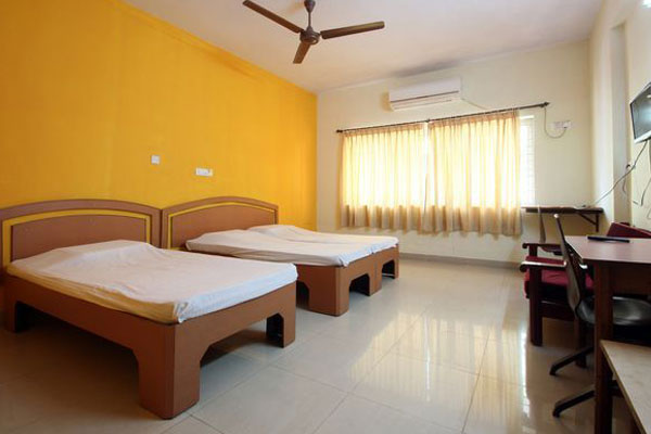 The Hotel Has A Varity Of Rooms Adequate Car Parking Double And Triple Room C Non With All Modern Amenities An