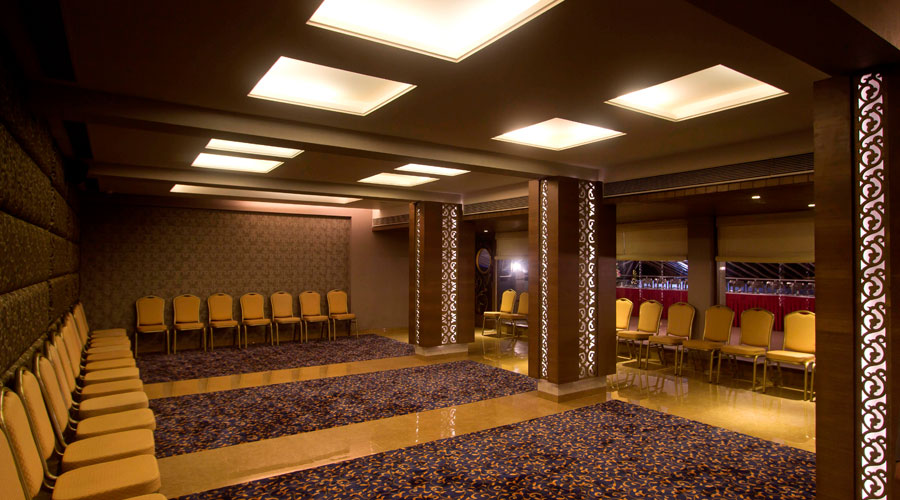 Banquet Hall at HOTEL CAPITOL THANE Thane - Budget Hotels in Thane