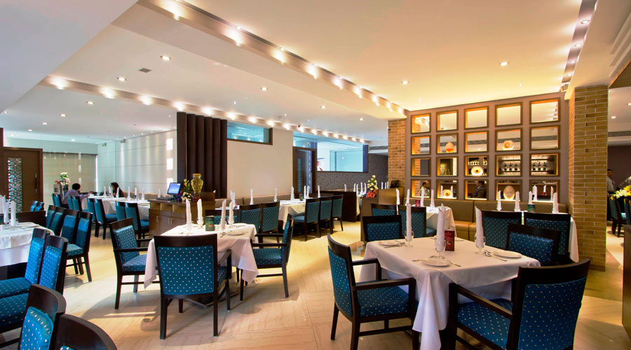 Restaurant at HOTEL CAPITOL THANE Thane - Budget Hotels in Thane
