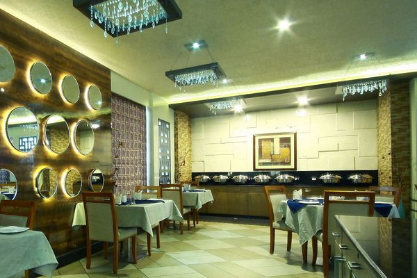 Multi Cuisine Restaurant at HOTEL EXCELLENCY BHUBANESWAR Bhubaneswar - Budget Hotels in Bhubaneswar