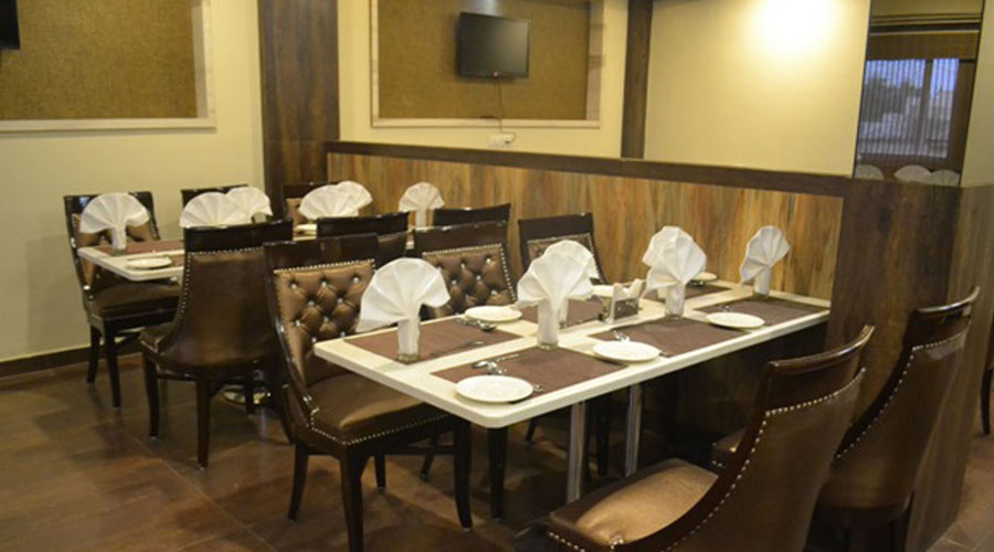 Dining & Restaurant at HOTEL LOTUS BHILAI Bhilai - Budget Hotels in Bhilai