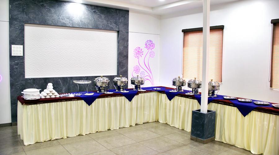 Banquet at Hotel Shalimar Bharuch Hotel Bharuch - Budget Hotels in Bharuch