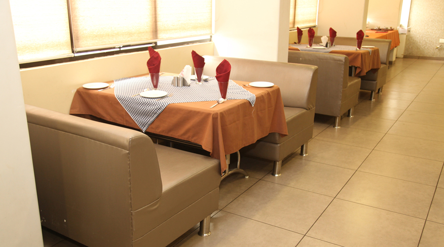 Dining at Hotel Shalimar Bharuch Bharuch - Budget Hotels in Bharuch