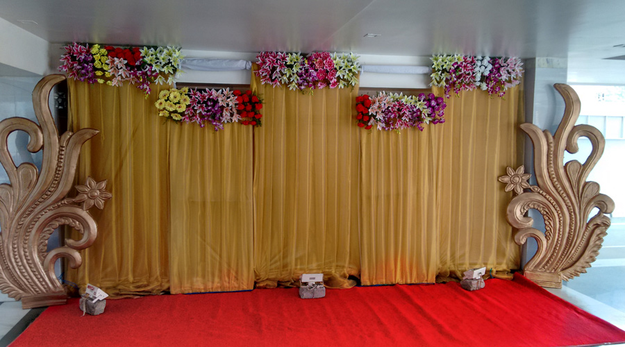 Banquet Space at THE MAJESTIC MANOR- A HOME AWAY FROM HOME Nagpur - Budget Hotels in Nagpur