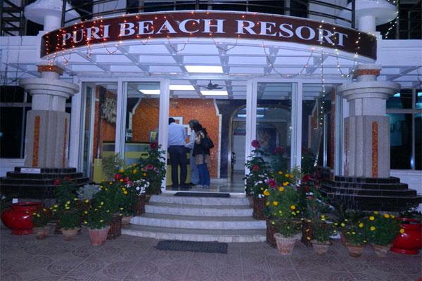 marina beach resort puri