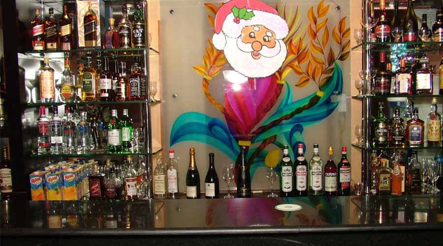 High Spirits at TARIKAS JUNGAL RETREAT Chail - Budget Hotels in Chail