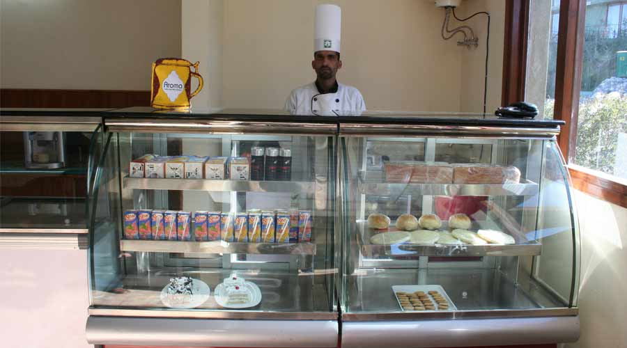 Aroma - The Coffee Shop at TARIKAS JUNGAL RETREAT Chail - Budget Hotels in Chail